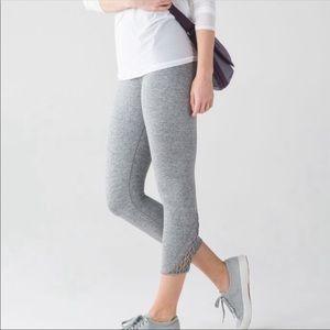 Lululemon True Self Crop Leggings